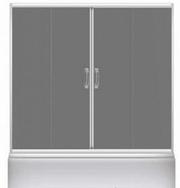 Душевой экран Avanta DЕ150(Зак.стекло)